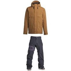 Airblaster Blaster Parka + Hip Bag Pants