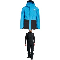 The North Face Clement Triclimate® Jacket ​+ Freedom Bibs