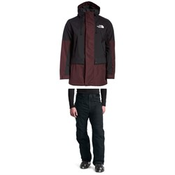 The North Face Goldmill Parka + Freedom Insulated Pants