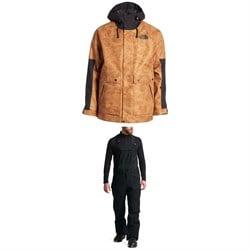 The North Face Balfron Jacket + Freedom Bibs