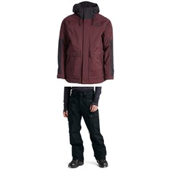 The North Face Balfron Jacket ​+ Slashback Cargo Pants