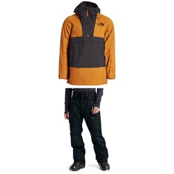 The North Face Silvani Anorak ​+ Slashback Cargo Pants