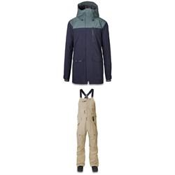 Dakine Vapor GORE-TEX 2L Jacket + Stoker GORE-TEX 3L Bibs