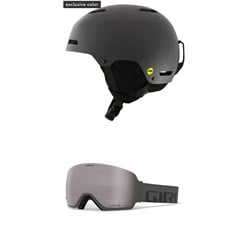Giro Ledge MIPS Helmet ​+ Article Goggles