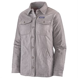 Patagonia Insulated Fjord Flannel Jacket - Women's