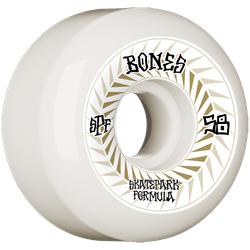 Bones Spines SPF 84B P5 Sidecut Skateboard Wheels