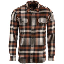 Filson Vintage Flannel Long-Sleeve Work Shirt
