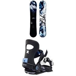 Lib Tech Cortado C2 Snowboard + Bent Metal Forte Snowboard Bindings - Women's 2021