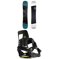 Nidecker Sensor Snowboard + Muon-X Snowboard Bindings 2021