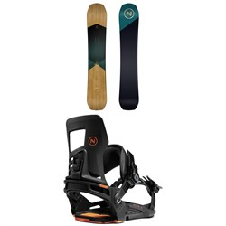 Nidecker Escape Snowboard ​+ Muon-X Snowboard Bindings 2021