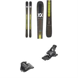 Volkl Kendo 92 Skis 2020 + Tyrolia evo Attack² 13 GW Bindings