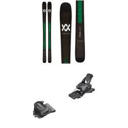 Volkl Kanjo Skis 2020 + Tyrolia evo Attack² 13 GW Bindings