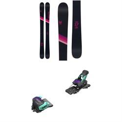Faction Candide 3.0X Skis - Women's 2020 + Tyrolia evo Attack² 13 GW Bindings
