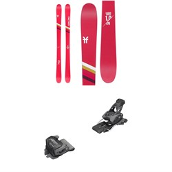 Faction Candide 1.0 Skis 2020 ​+ Tyrolia evo Attack² 13 GW Bindings