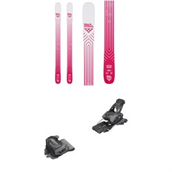 Black Crows Camox Birdie Skis - Women's 2020 ​+ Tyrolia evo Attack² 13 GW Bindings