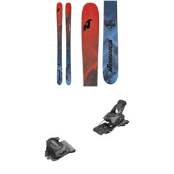 Nordica Enforcer 100 Skis 2020 ​+ Tyrolia evo Attack² 13 GW Bindings