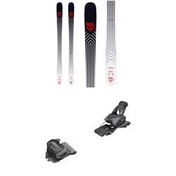 Black Crows Camox Skis 2020 + Tyrolia evo Attack² 13 GW Bindings