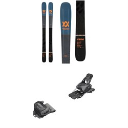 Volkl Secret 92 Skis - Women's 2020 ​+ Tyrolia evo Attack² 13 GW Bindings
