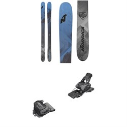 Nordica Enforcer 104 Free Skis 2020 ​+ Tyrolia evo Attack² 13 GW Bindings