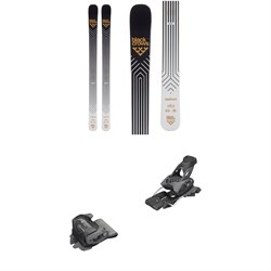 Black Crows Daemon Skis 2020 + Tyrolia evo Attack² 13 GW Bindings
