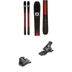 Volkl M5 Mantra Skis 2020 ​+ Tyrolia evo Attack² 13 GW Bindings