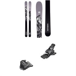 Armada Invictus 99 Ti Skis 2020 ​+ Tyrolia evo Attack² 13 GW Bindings