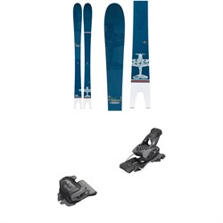 Line Skis Sakana Skis 2020 + Tyrolia evo Attack² 13 GW Bindings