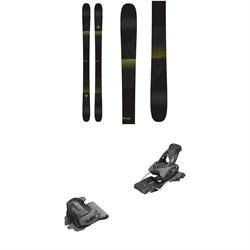 Armada ARV 96 UL Skis 2020 + Tyrolia evo Attack² 13 GW Bindings