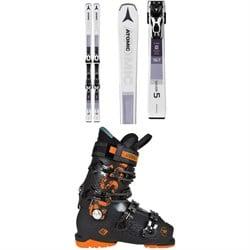 Atomic Savor 5 Skis + FT 10 GW Bindings  + Rossignol Alltrack 90 Premium Ski Boots