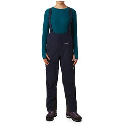 Mountain Hardwear Exposure​/2 GORE-TEX Pro Short Bibs - Women's