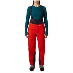 Mountain Hardwear Exposure/2 GORE-TEX Pro Short Bibs - Women's