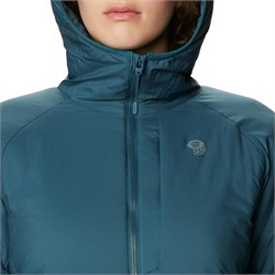 Mountain Hardwear Kor Strata™ Hooded Jacket - Women's