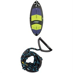 Phase Five Matrix Wakesurf Board + Phase Five Pro Surf Rope 2021