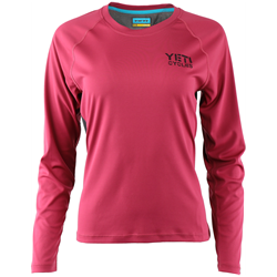 Yeti Cycles Vista L​/S Jersey - Women's