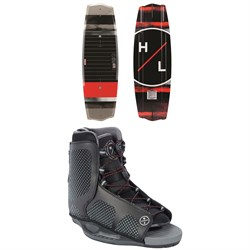 Hyperlite State ​+ Remix Wakeboard Package