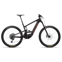 Santa Cruz Bicycles Heckler CC R Complete e-Mountain Bike 2021