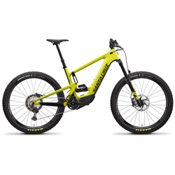Santa Cruz Bicycles Heckler CC XT Complete e-Mountain Bike 2021