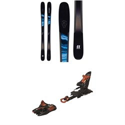 Armada Tracer 98 Skis ​+ Marker Kingpin 13 Alpine Touring Ski Bindings