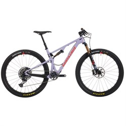 Santa Cruz Bicycles Blur CC X01 TR Reserve Complete Mountain Bike 2021