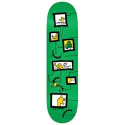 Krooked Cromer Frames 8.12 Skateboard Deck
