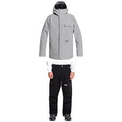 DC Servo Jacket + Division Pants