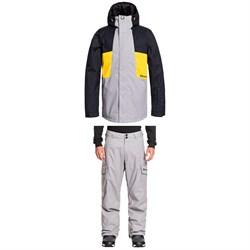 DC Defy Jacket + Banshee Pants