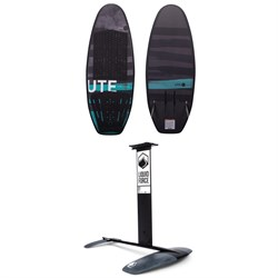 Hyperlite UTE Foil/Wakesurf Board + Liquid Force Performance Foil Set 2021