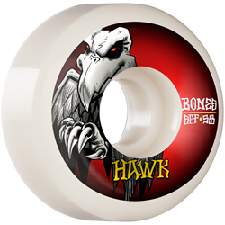 Bones Hawk Falcon II SPF 84B P5 Sidecuts Skateboard Wheels