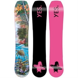Yes. Hybrid UnInc DCP Snowboard 2022