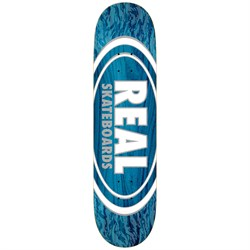 Real Oval Pearl Patterns 8.06 Skateboard Deck