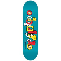 Krooked Pals Team Series 8.25 Skateboard Deck