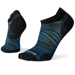 Smartwool PhD Ultra Light Wave Print Micro Socks