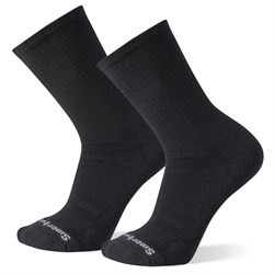 Smartwool Athletic Light Elite Stripe Crew Socks - 2 Pack
