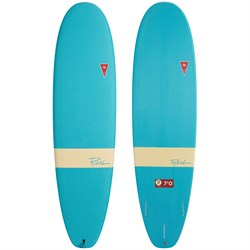 JJF by Pyzel Log Surfboard